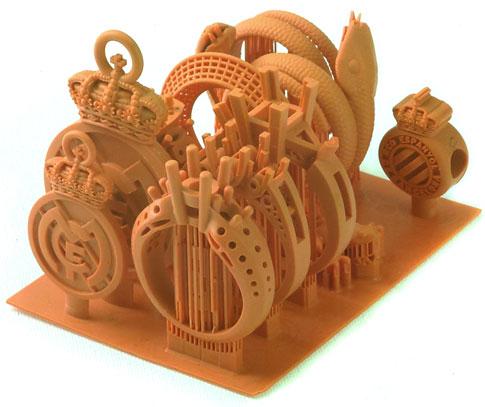 DLP 3D печать в Украине