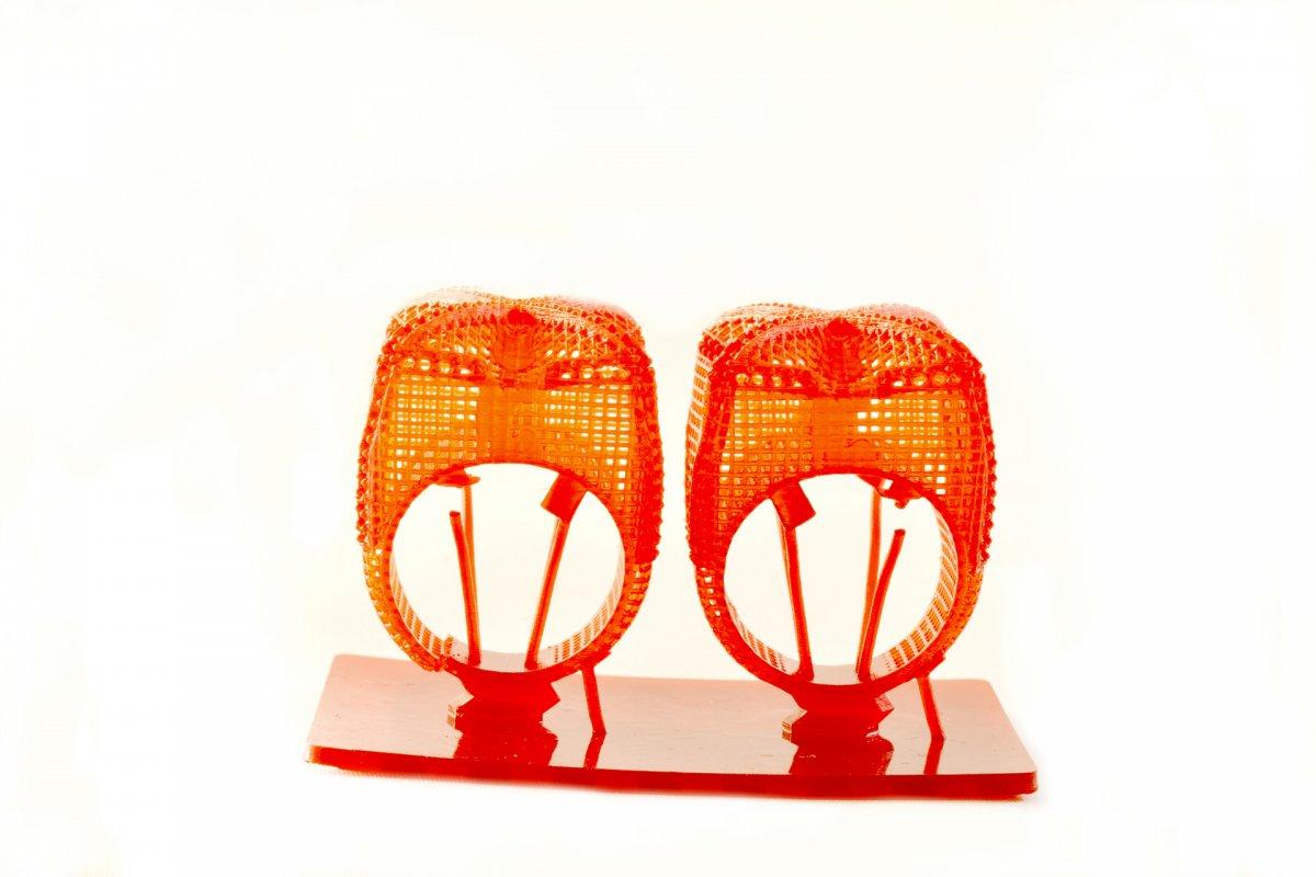 DLP 3D печать для ювелиров