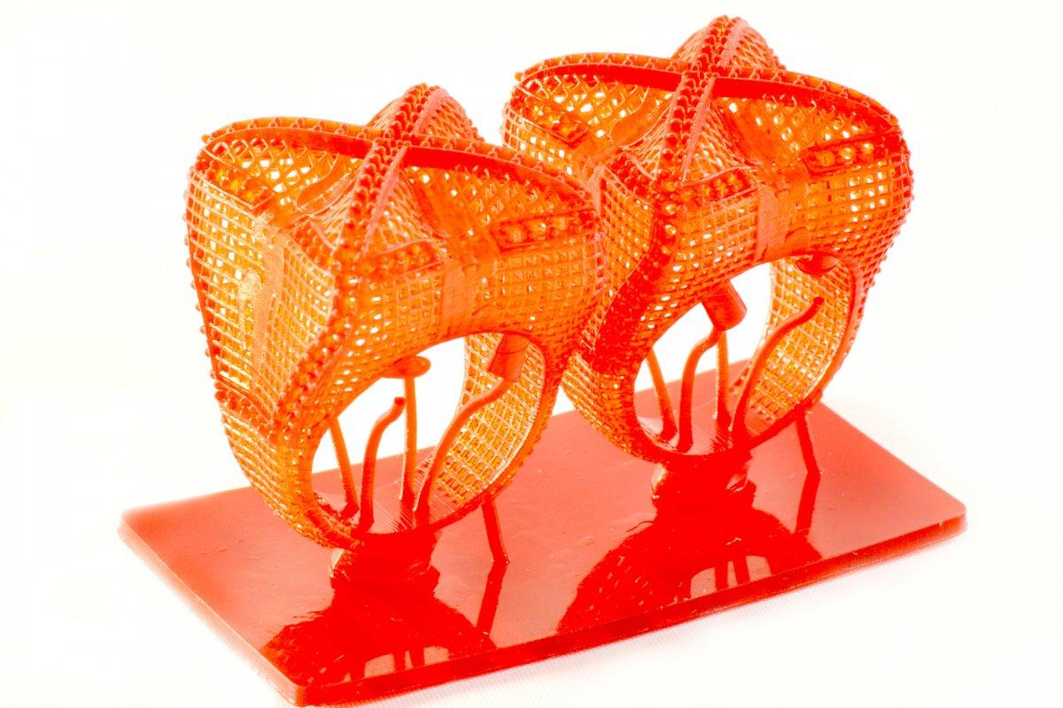 DLP 3D печать под заказ Харьков