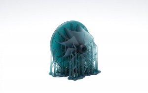 DLP 3D печать прототипов