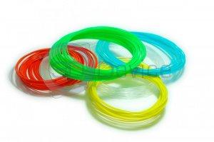PLA пластик для 3D-ручки купити Київ