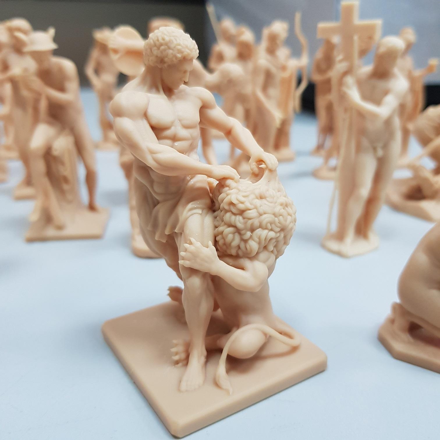 3D printing SLA/LFS