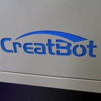 3D принтер CreatBot D600 логотип