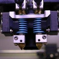 3D принтер CreatBot D600 екструдери