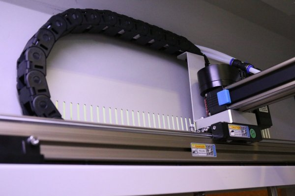 3D принтер CreatBot D600 механізм