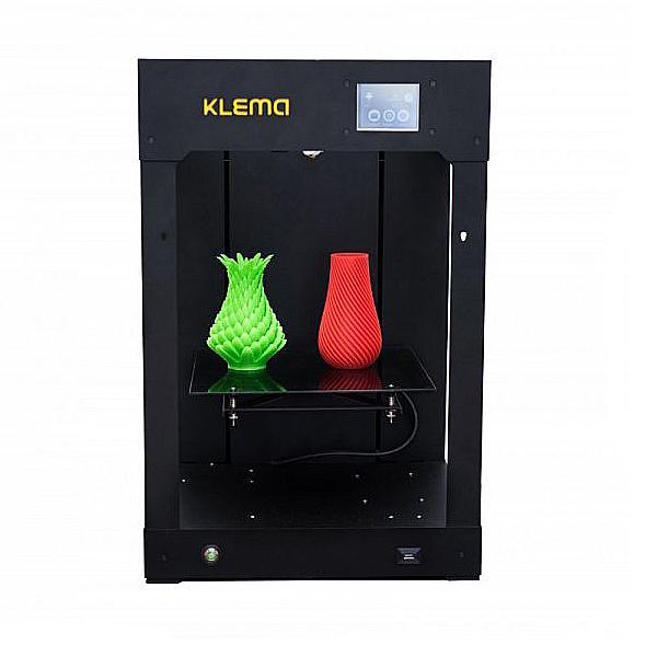 Український3D принтер KLEMA 250 Twin