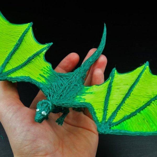 3D ручка Myriwell PR 100C малюнок