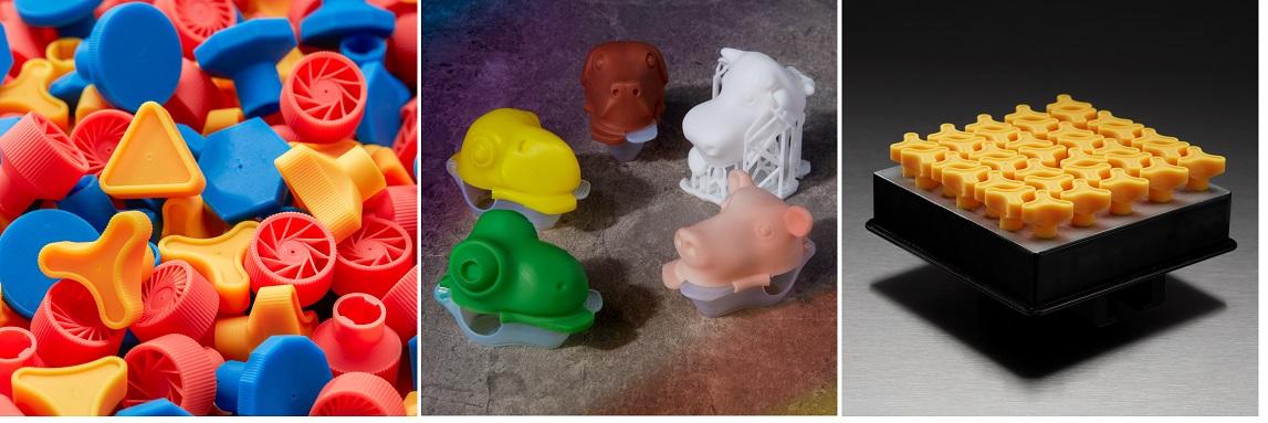 Сделать цветным фотополимер очень просто с набором Color Kit