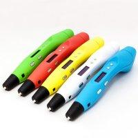 3D ручка OLED від компанії Myriwell + набір пластика 20 м у ПОДАРУНОК !!!