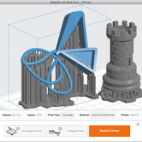 3Д принтер Formlabs Form 2