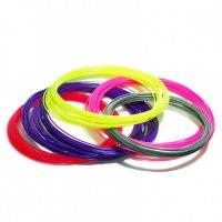 Пластик для 3D-ручки – набір з 5 кольорів