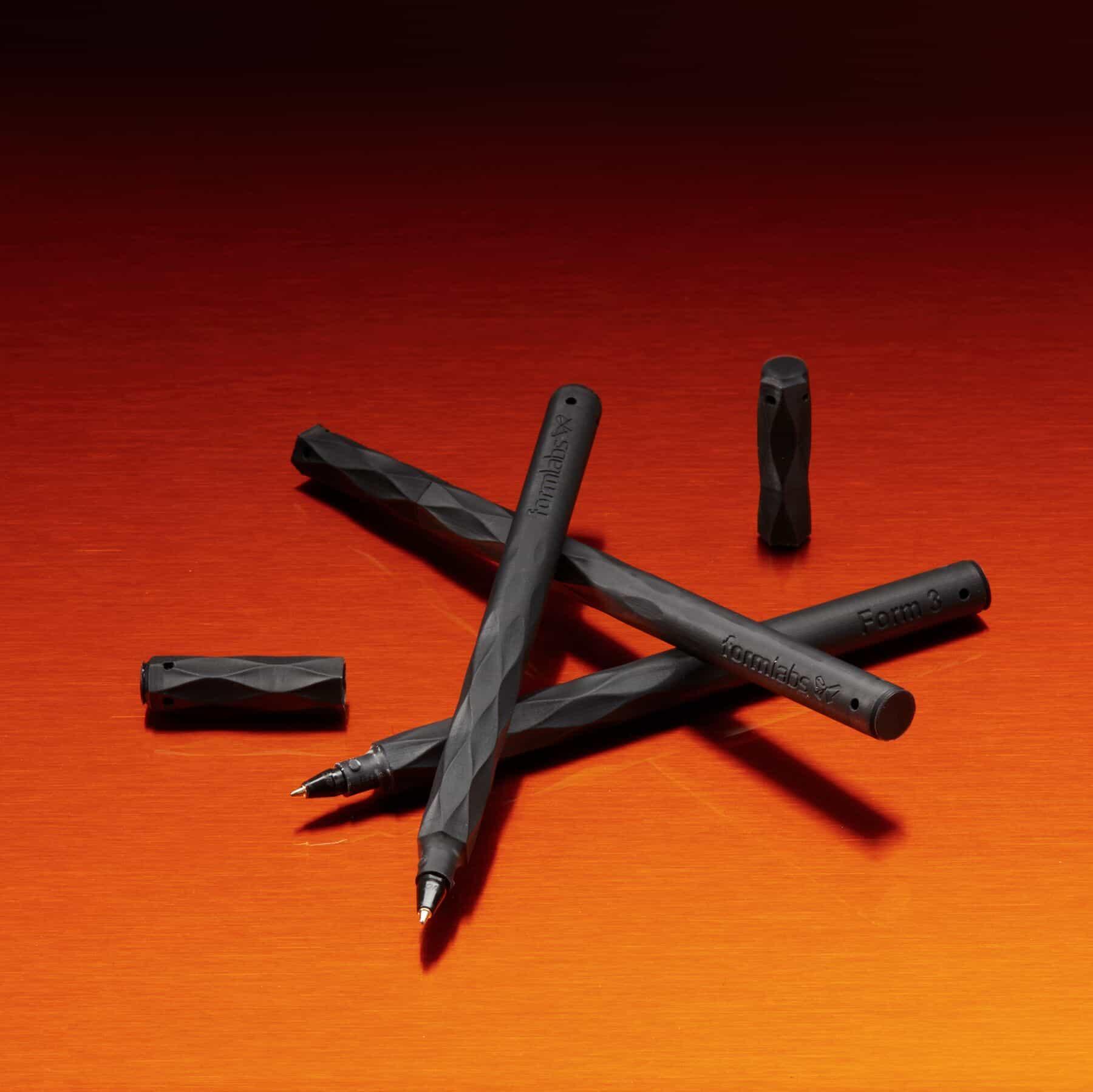 Деталь из Black Resin - ручка