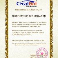 CreatBot D600 Pro order