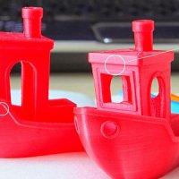3D принтер CreatBot DX Plus точність друку
