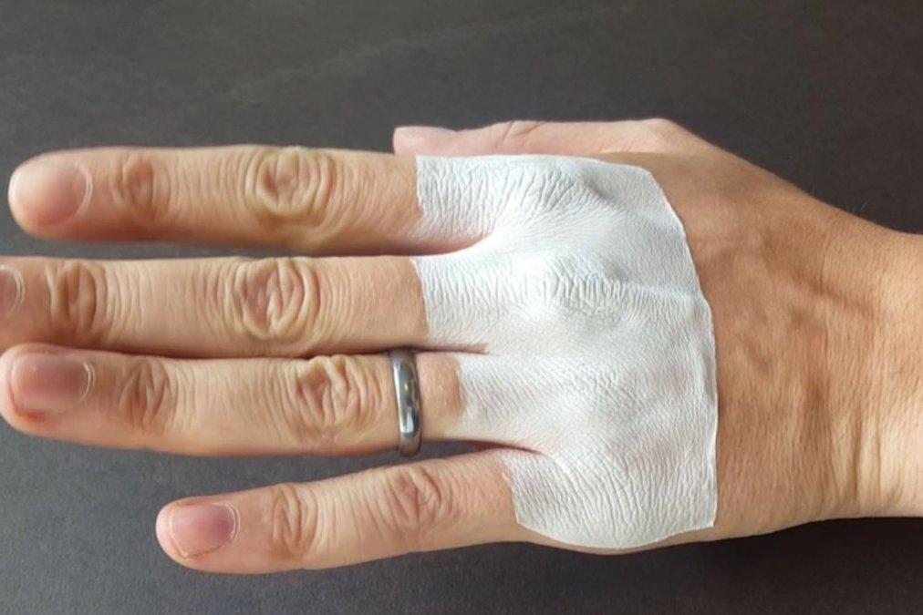 В разработке 3D печатные бинты, сделанные из cои