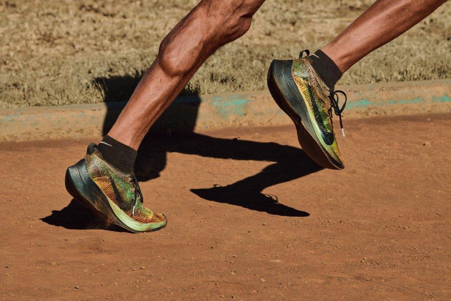 Nike выпустили 3D печатные кроссовки