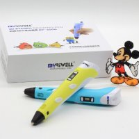 3D ручка MyRiwell LCD Stereo Drawing купити Україна