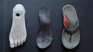 3Д печатные сандалии