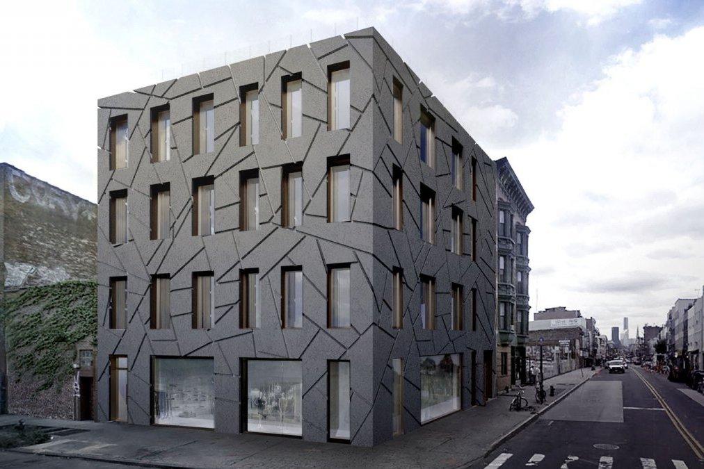 3D печать зданий из бетона