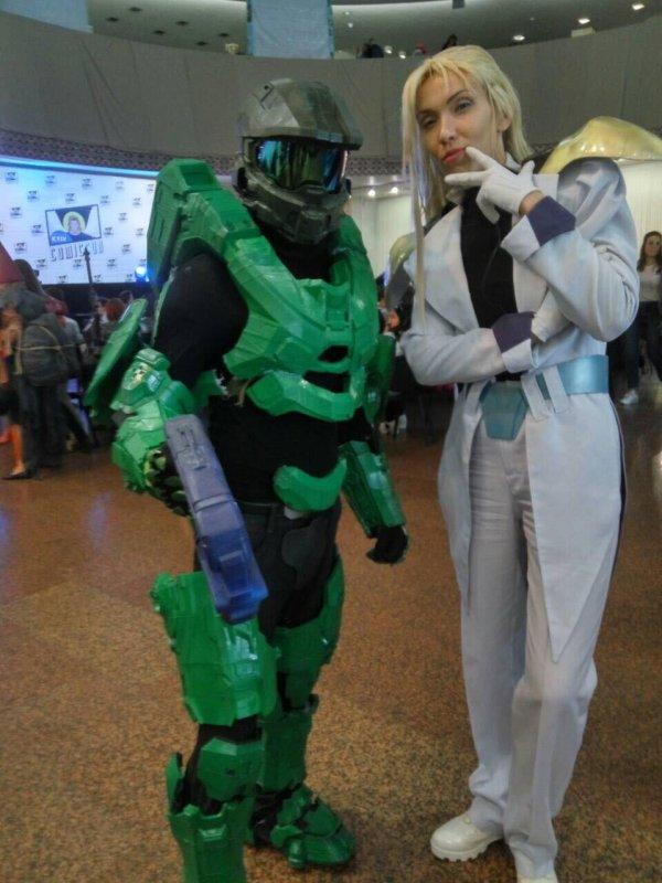 3D печать костюма: фестивальComic Con