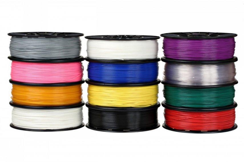 Пластик для 3D принтера обзор