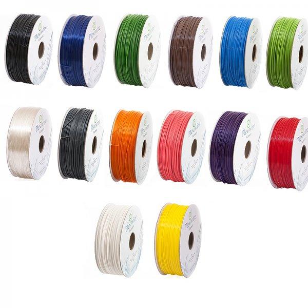 PLA пластик Plexiwire 1.75 мм 1,2 кг