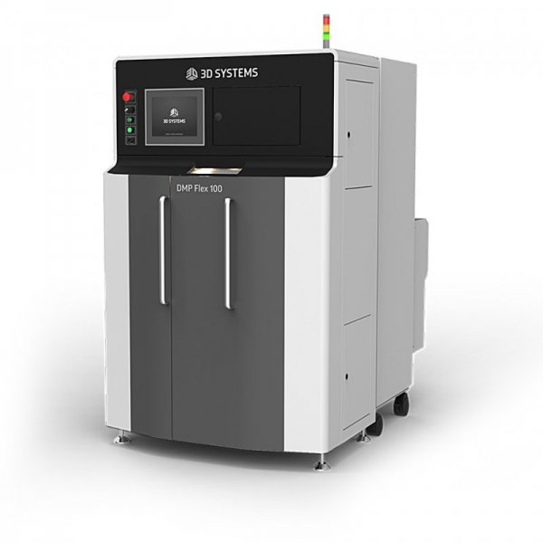 3D принтер DMP Flex 100 от компании 3D Systems