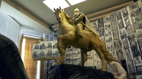 3D печать памятника Илье Муромцу в Киеве: новости 3Д печати