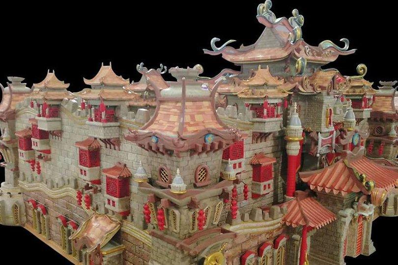 3D печать замков на 100 SLA принтерах: новости 3Д печати