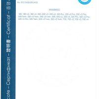 3D printer KLEMA certificate-2
