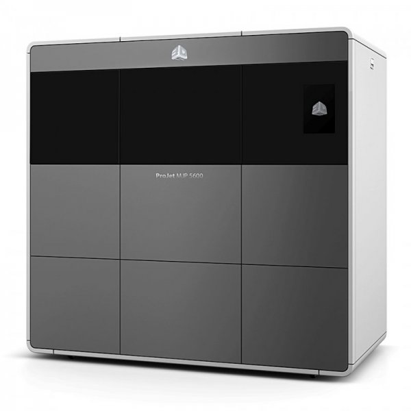 3D принтер ProJet MJP 5600 от компании 3D Systems