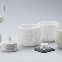 Formlabs Ceramic Resin ваза