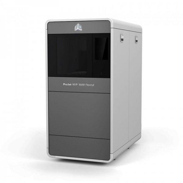 3D принтер ProJet MJP 3600 Dental от компании 3D Systems