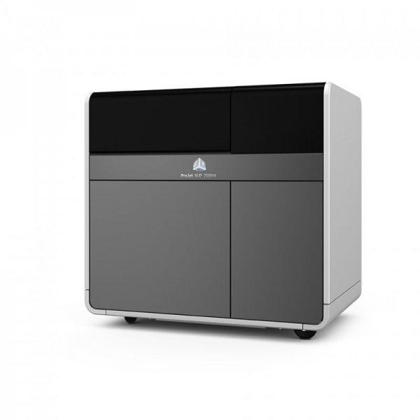 3D принтер ProJet MJP 2500W от компании 3D Systems