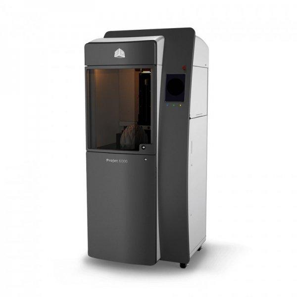 3D принтер ProJet 6000 HD от компании 3D Systems