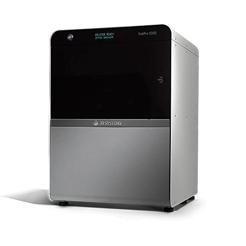 3D принтер FabPro 1000 от компании 3D Systems
