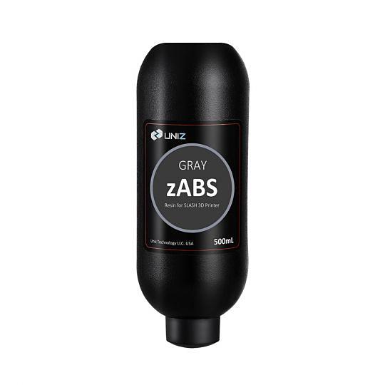 Смола для SLASH/SLASH+ (повышенной прочности) zABS серая