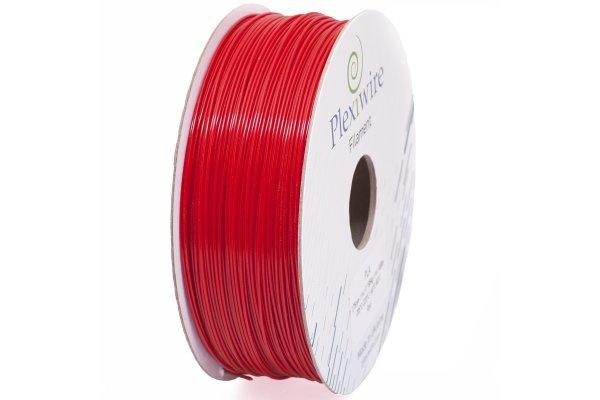 PLA пластик Plexiwire красный
