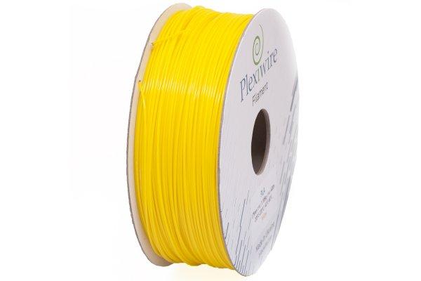 PLA пластик Plexiwire жёлтый