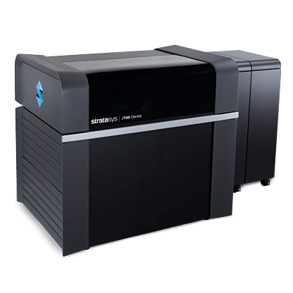 3D принтер J700 Dental от компании Stratasys