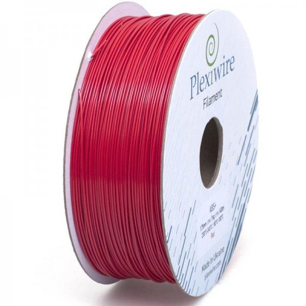 ABS+ пластик Plexiwire красный червоний