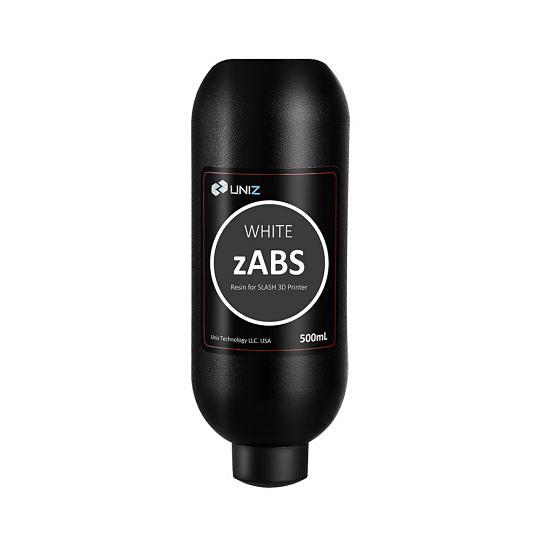 Смола для SLASH/SLASH+ (повышенной прочности) zABS белая