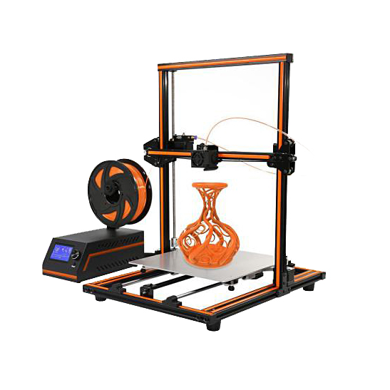 3D принтер Anet E12 область друку