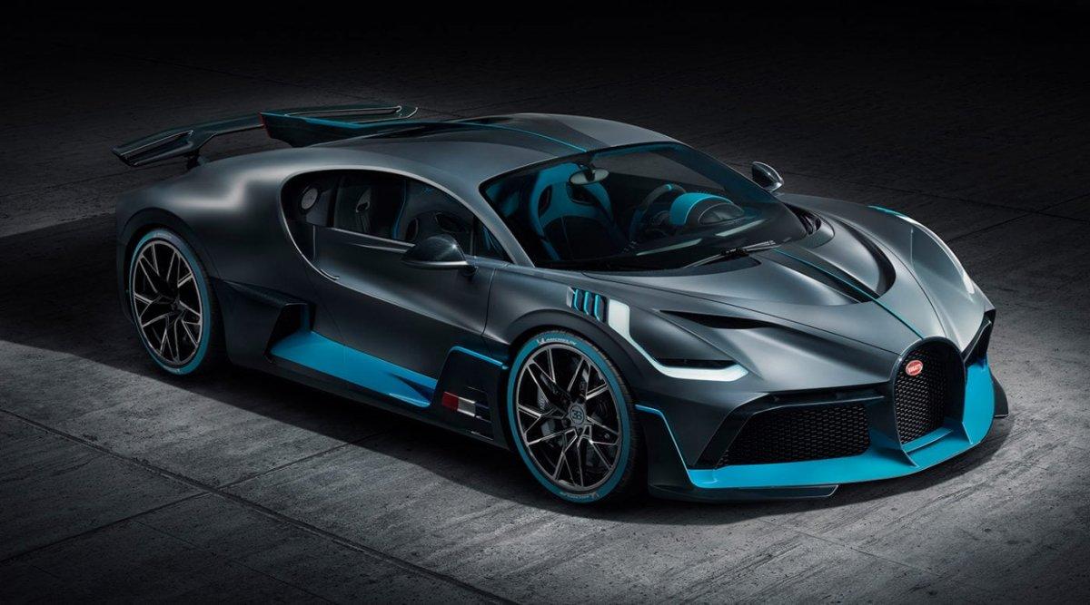 3D печать Bugatti Divo
