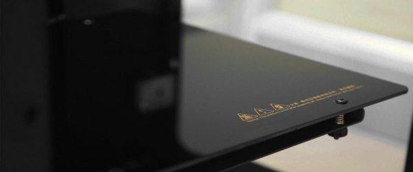 3D принтер CreatBot DE платформа