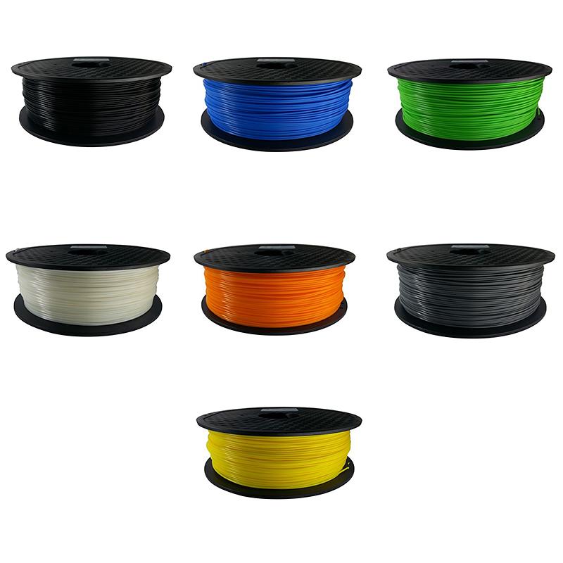 HPLA пластик KLEMA. Доступные цвета