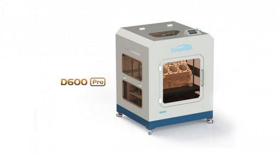 Новый CreatBot D600 Pro купить