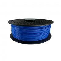 Flexible пластик KLEMA синий
