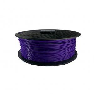 Flexible пластик KLEMA пурпурний