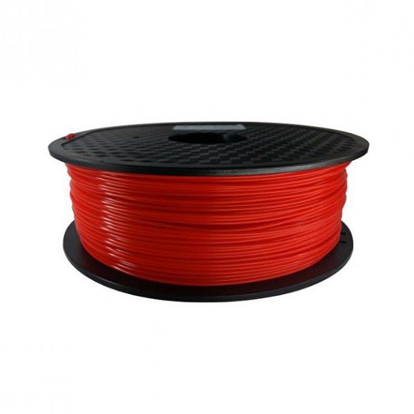 Flexible пластик KLEMA красный